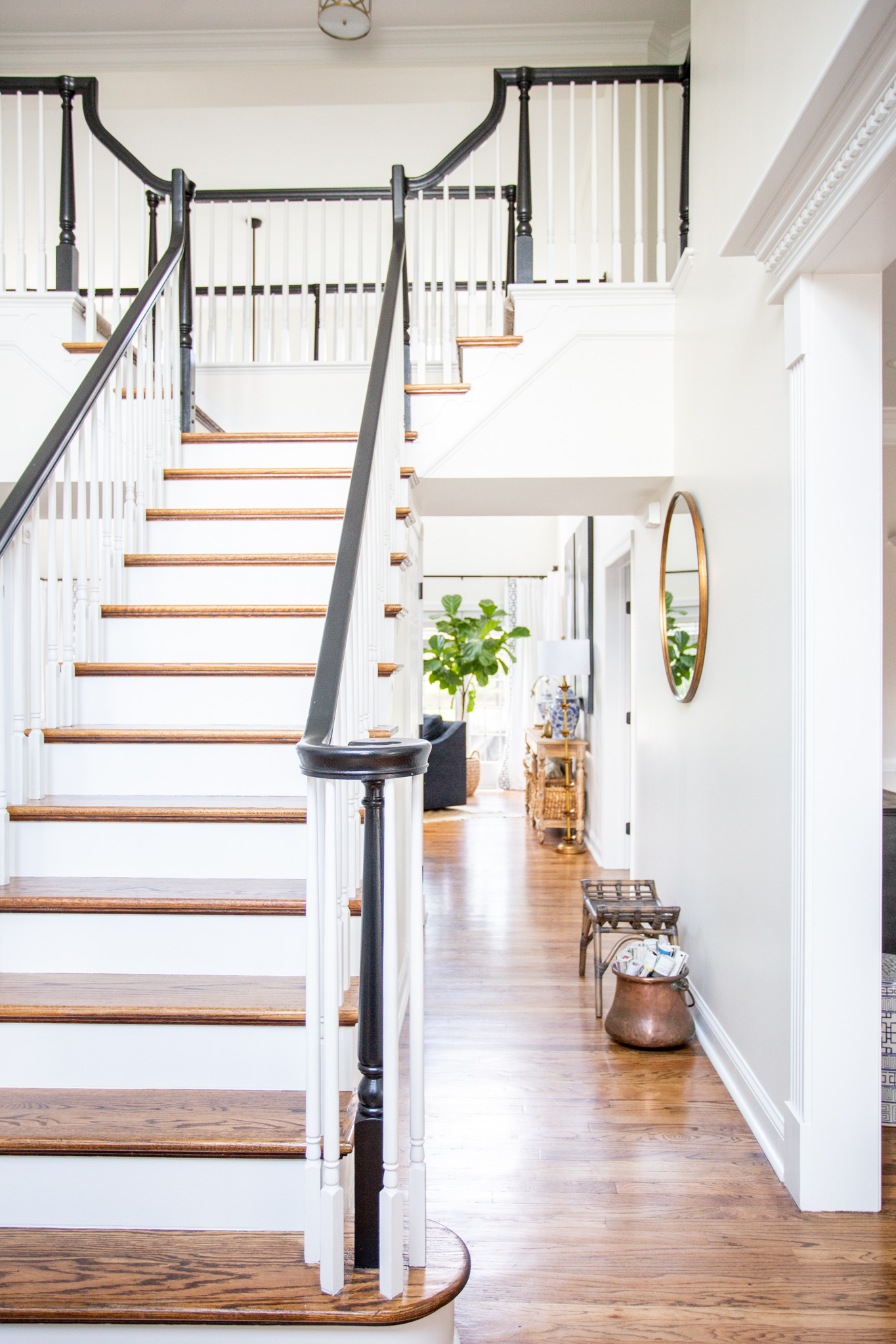Picture of: Diy Stair Railing Ohio Diy Coffee Beans And Bobby Pins